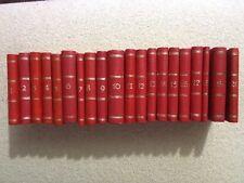 Lenin Leniniana minibook Full Set Complete 20 volume 1984 Soviet Propaganda USSR