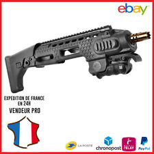 Kit De Conversion Airsoft Pour Glock 17, 18, 19 APS Caribe Action Combat 603163