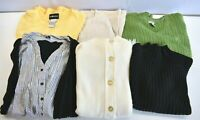 Wholesale Bulk Women's XL Fall & Winter Various Brands Sweaters Lot of 6