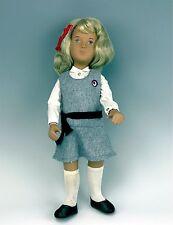 "Vintage 16"" 1983-4 Sasha Blonde Hair School Girl Doll in Box #114S"