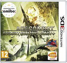 Ace Combat Assault Horizon Legacy + Plus 3DS Nintendo Video Game Mint Cond UK