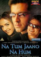 Na Tum Jaano Na Hum ( Hindi DVD) (2002) (English Subtitles) (Original DVD)