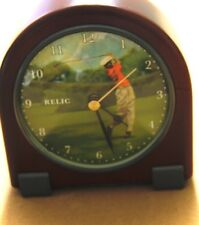 Relic Golf Clock - Runs great, looks good.
