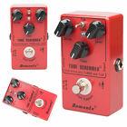 Demonfx Tube Screamer II Version TS9 TS808 Overdrive Guitar Bass Effect Pedal