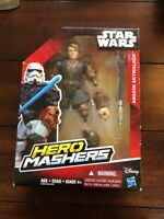 2015 Star Wars Hero Mashers Anakin Skywalker Figure Disney Hasbro