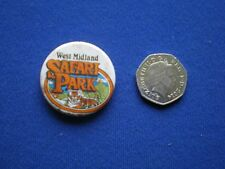 Bewdley - West Midland Safari Park  pin badge - 1980s
