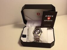 Vintage Zurich Sports S 481 G Ladies Watch, boxed and unused.
