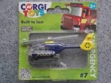 Fourgons miniatures bleus Corgi