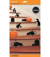 Jolee's Boutique Halloween  Jolee's Mice Glitter Mega Silhouette Pack -#628