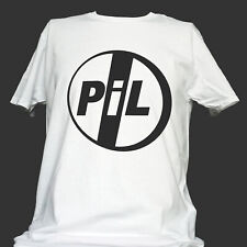 P.I.L.Electro Punk Rock Band Music T-SHIRT unisex S-3XL