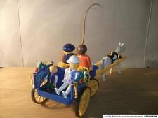 Playmobil - Carruaje de tiempo libre mit 4 Figuras