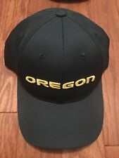 pretty nice 35cb8 43fc4 NCAA NEW - Oregon Ducks - Top of the World - (Green) Curved Brim