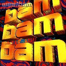Bam Bam Bam von Westbam   CD   Zustand sehr gut