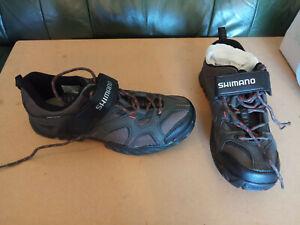 Ladies shimano mountain/touring bike shoe size 40 uk 7