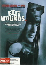 Exit Wounds - Action / Crime / Thriller / Violence - Steven Seagal - NEW DVD