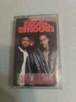 Nice & Smooth - Ain't A Damn Thing Changed Cassette 91 Rap Tapes Hip Hop Junkies
