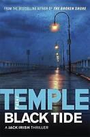 (Good)-Black Tide (Jack Irish Thriller 2) (Hardcover)-Temple, Peter-1847241646