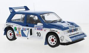 IXO Models MG Metro 6R4, RHD No.10 RAC Rally M. 1:18 18RMC068