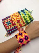 Wayuu bracelets Double Thread 5 cm, handmade,