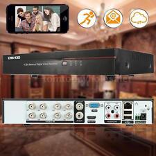 OWSOO 8 CHANNEL 960H/D1 DIGITAL VIDEO RECORDER 8CH NETWORK DVR P2P H.264 US Q7B6