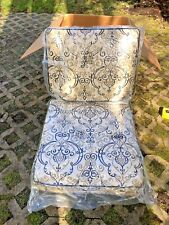 Frontgate Maison Lounge Swivel  Chair Replacing Cushions