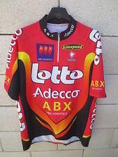 Maillot cycliste LOTTO ADECCO Nalini Robbie MAC EWEN Tour 2002 jersey trikot 6