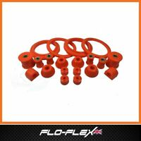 Triumph Stag Front Chassis & Suspension Bushes in Poly Polyurethane Flo-Flex
