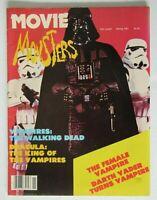1981 Movie Monsters Magazine #1 Star Wars Darth Vader