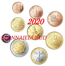 Série 1 Cent à 2 Euro BU Italie 2020 - Brillant Universel