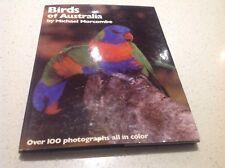 BIRDS OF AUSTRALIA BOOK, BEST SELLER , COLLECTORS BARGAIN VGC