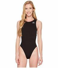 Speedo Female Avenger Water Polo Suit, Women's Size 8, Black NEW