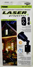 Prime Remote Controlled Outdoor Laser Projector