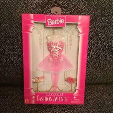 Barbie Fashion Avenue Lingerie Pink Dress - Mattel #14292