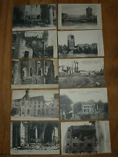 Building Printed Collectable Military Postcards