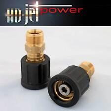 Raccord M22 F x M22 M  Karcher Kranzle Alto Adaptateur tuyaux haute pression