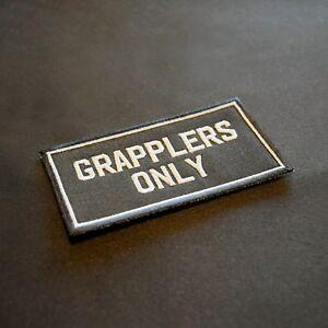 Brazilian Jiu Jitsu Gi Patches - Grapplers Only