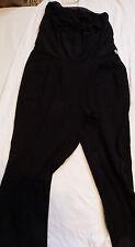 BNWT Diesel Black Long Yoga Pant. Ladies Size XS UK Size 6