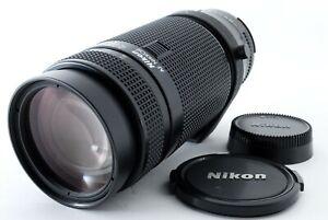 [ Near Mint ] Nikon AF Nikkor 75-300mm F4.5-5.6 Zoom Lens from JAPAN #519