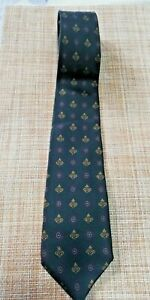 Ermenegildo Zegna silk tie made in Italy