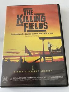 The Killing Fields DVD - Excellent Condition