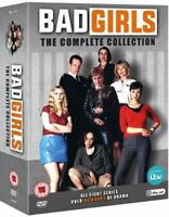 Bad Girls Series 1 to 8 Complete Collection DVD NEW DVD (AV3405)