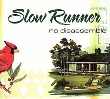 CD No Disassemble by Slow Runner NEW