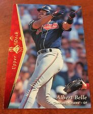 1995 Upper Deck ALBERT BELLE Cleveland Indians 145