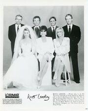 NICOLLETTE SHERIDAN MICHELE LEE JOAN VAN ARK KNOTS LANDING 1990 CBS TV PHOTO