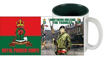 RPC Mug Royal Pioneer Corps Mug Northern Ireland The Troubles Op Banner