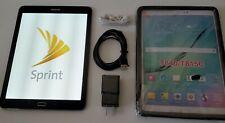 Samsung Galaxy Tab S2 9.7-SM-T817PZKASPR 32GB-Wi-Fi+4G SPRINT Tablet-Blk-BUNDLE