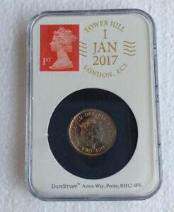 2017 Bicentenary Datestamp Gold Sovereign 22ct 7.99g Privy Mark Ltd Edition 995