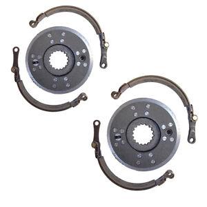 2 Brake Pack Assembly fits Case 430 470 480 480C 480D 2WD 530 570 580 480B 580B