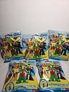 Imaginext DC Super Friends Series 3 figures *New in Pack* Individual Packs