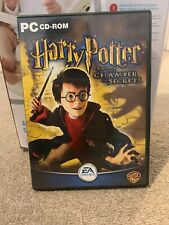 HARRY POTTER & THE CHAMBER OF SECRETS PC ROM - VGC